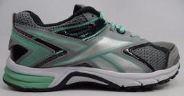Reebok Quickchase MemoryTech Women's Running Shoes Size US 6.5 WIDE EU 37 Gray