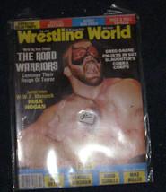 Road Warriors Gagne Hulk Hogan Wrestling World february 1986 - $14.99
