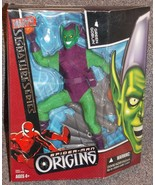 2006 Marvel Spider-Man Origins Green Goblin Figure New In Box Signature ... - $29.99