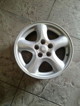 2000 - 2007 FORD TAURUS OEM ALLOY WHEEL 16 INCH 5 SINGLE SPOKE 16X6   image 1