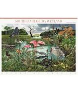2006 39c Southern Florida Wetland Miniature Sheet of 10 Scott 4099 Mint ... - €7,67 EUR