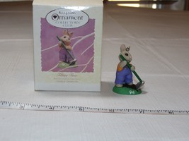 Hallmark Keepsake Ornament Tilling Time Collectors Club 1994 Easter Coll... - $21.37