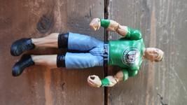 "Wwe John Cena 7 "" Figurine Articulée Mattel "" Rise Above Haine "" Vert Ch... - $10.43"
