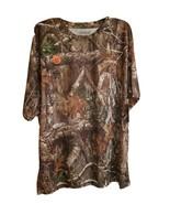 Magellan Outdoors Eagle Pass SS Realtree Edge Turkey Hunting Mesh Shirt ... - $8.99