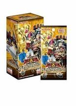 *Yu-Gi-Oh Zearu OCG Duelist Pack Asma Hen 2 Gogogo & Dododo BOX - $13.78