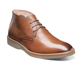 Mens Florsheim Union Chukka Boots Saddle Tan [15158-257] - $109.95