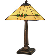 "22""H Martini Mission Table Lamp.609 - $510.00"