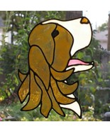 Barking English Springer Spaniel head reusable ... - $11.00