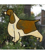 English Springer Spaniel reusable suncatcher, l... - $11.00