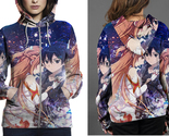 Krito x asuna zipper hoodie women s  thumb155 crop