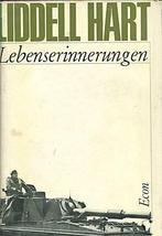 Lebenserinnerungen by Liddell Hart - $19.99