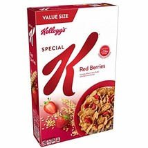 Discontinued Version Special K Breakfast Cereal Red Berries, 16.9 oz
