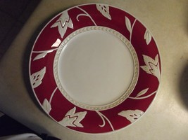 Fitz & Floyd Town & Country dinner plate 6 available - $25.69