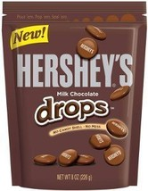 Hershey's Milk Chocolate Drops, 8-Ounce Pouch - $10.40