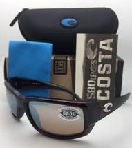 Polarisierend Costa Sonnenbrille Achtern Tf 10 Landschildkröte Rahmen mi... - $250.71