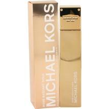 Michael Kors Rose Radiant Gold Perfume 3.4 Oz Eau De Parfum Spray image 2