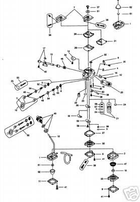 optional stihl chainsaw carburetor diagram