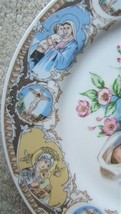 Vintage PRAYING HANDS Religious Porcelain Plate MADE IN JAPAN image 2