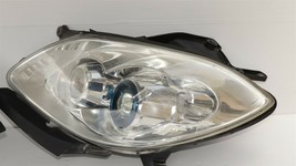 08-12 Buick Enclave Hid Xenon NON-AFS Headlight Lamps LH & RH - POLISHED image 2