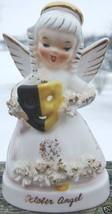 Vintage Napco Ceramic October Angel Figurine A1370 - $179.99