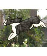 Agility jumping English Springer Spaniel suncat... - $9.00