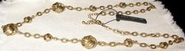 Ann Taylor Demi-parure Necklace Earrings Set NWT image 3