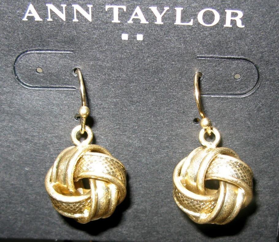 Ann Taylor Demi-parure Necklace Earrings Set NWT image 4