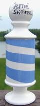 Vintage Enesco After Shower Ceramic Powder Shaker E6100 image 1