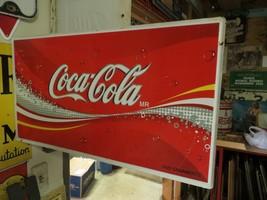 original COCA-COLA MR.VIVA SANAMENTE DOUBLE SIDED FLANGE SODA POP PROMO ... - $213.75