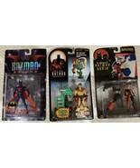DC Figure Lot/ The Creeper, Harley Quinn, Batman Beyond - $20.00