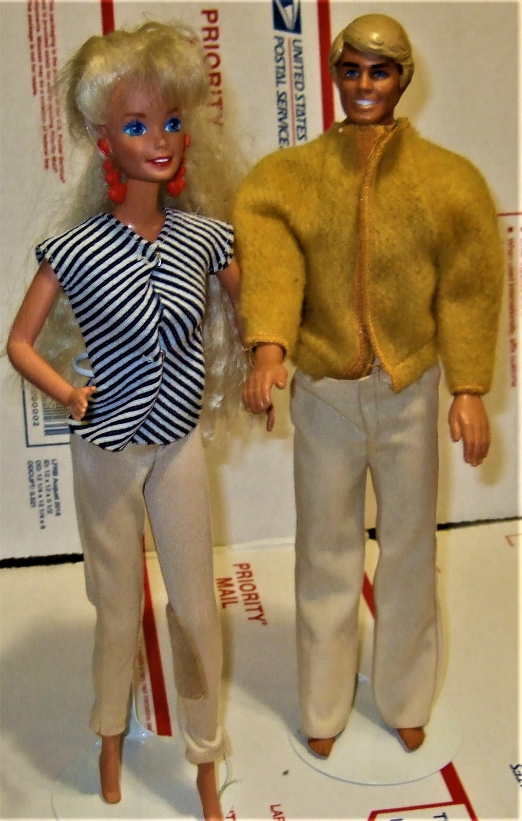 Primary image for Barbie Doll & Ken Doll
