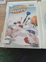 Nintendo Wii Game Party ~ COMPLETE image 2