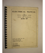 Leadwell KMC-5P Electrical Manual - $20.00