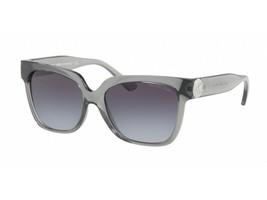 Michael Kors Sunglasses MK2054 329911 55 Grey Transparent, Size 55-16-140 - $292.05