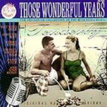 Those Wonderful Years: Tenderly  - $1.98
