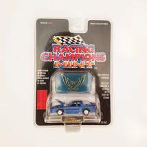 Racing Champions 1996 Pontiac Firebird TA Blue 1/60 Diecast Car Mint Edi... - $13.86
