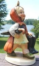 Vintage NAPCO Ceramics ALLS CLEAR Girl Figurine AH18 - $149.99