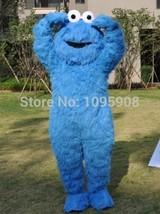 Sesame Street Blue Cookie Monster Mascot Costume - $178.29+