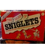 Sniglets The Game of Sniglets - HBO Comedy Series - Not Necessarity The ... - $32.50