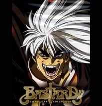 Bastard Complete Collection 6 OVA Episodes NEW DVD Anime Series 180 Min. USA