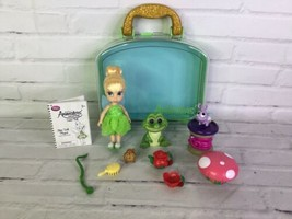 Disney Store Animators Collection Tinker Bell Tinkerbell Mini Doll Play ... - $31.68