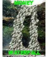 Waterfall of Money, Fortune, Good Luck Spell, magic spells, haunted - $19.97