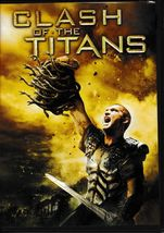 Freebie!  Clash of the Titans (2010) Widescreen DVD - $0.00