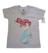 NWT Disney Store Grey Womens Ladies Shirts / Tanktops, Ariel, Eeyore, Tinerbell  - $24.00