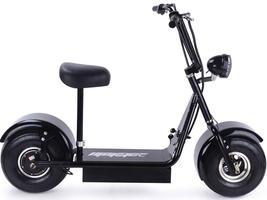 Electric Scooter MotoTec FatBoy 48 Volts 500 Watt Fat Tire Transporter image 2
