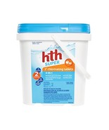 "hth Pool Sanitizer 3"" Chlorinating Tables 4-in-1 42009 - $40.53"