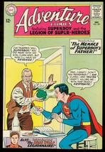 ADVENTURE COMICS #327-DC COMICS-1st LONE WOLF IN LEGION VG - $37.83