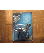 Silverhawks Steelwill with Stronghold Weapon Bird - $196.02