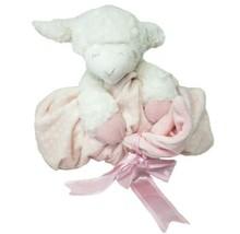 Bébé GUND Winky Rose Mouton & Couverture Set Animal en Peluche #4034131 - $41.83