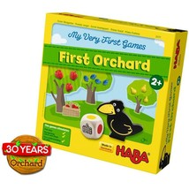 HABA My Very First Games - First Orchard Cooperative Game Celebrating 30... - $29.75